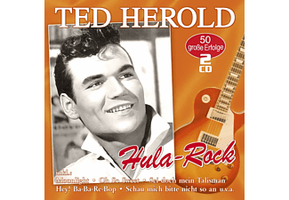 Ted Herold - Hula Rock-50 Große Erfolge  - (CD)