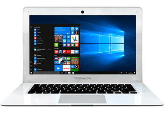 "Portátil - SPNEO14C-4WH64, Intel® Celeron® N3350, 14"", 4 GB, 64 GB, W10, Blanco"