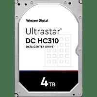 WD Ultrastar HC310, 4 TB HDD, 3.5 Zoll, intern