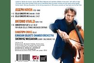 Christoph Croise - Haydn/Vivaldi:Cello Concertos [CD]