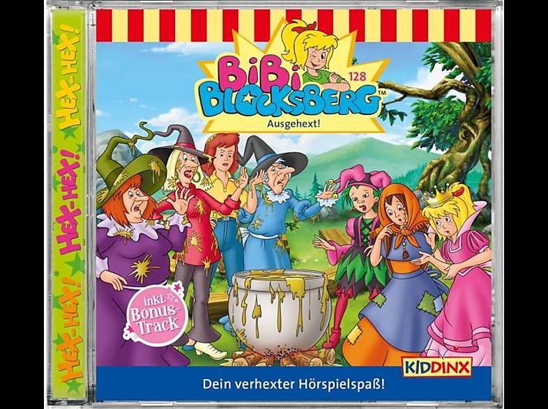 Bibi Blocksberg - Folge 128: Ausgehext - (CD)