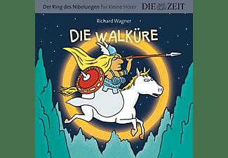 Joselewitsch,Natalja/Bergmann,Christian/+ - Die Walküre  - (CD)