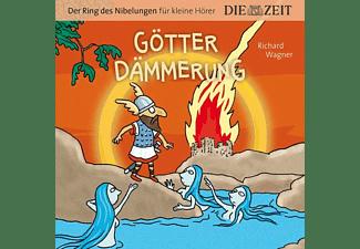 Böttcher,Stephan/Bechen,Marius/+ - Götterdämmerung  - (CD)