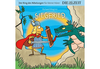 Zamperoni,Luca/Logemann,Frank/+ - Siegfried  - (CD)