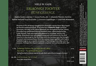 VARIOUS, Junker, Weisser, Mortensen, Concerto Copenhagen, Robert Fuchs - Erlkönigs Tochter/Fünf Gesänge  - (CD)