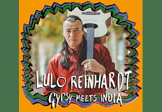 Lulo Reinhardt - Gypsy Meets India  - (CD)