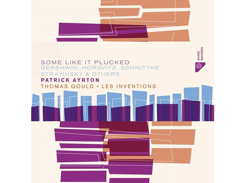 Patrick Ayrton - Some Like It Plucked [CD]