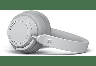 MICROSOFT Surface Headphones, Over-ear Kopfhörer Bluetooth Grau