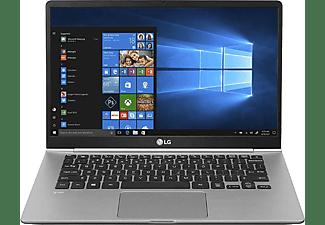 "Portátil - LG GRAM 14Z980-G.AA52B, 14"", Intel® Core™ i5-8250U, 8 GB RAM, 256 GB SSD, Windows 10 Home Plus"