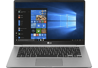 "Portátil - LG GRAM 14Z980-G.AA52B, 14"", i5-8250u, 8 GB RAM, 256 GB SSD, Windows 10 Home Plus"