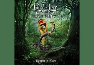 Pendulum Of Fortune - Return To Eden  - (CD)