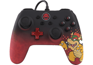 POWER-A Wired Nintendo Switch Handkontroll - Bowser Edition