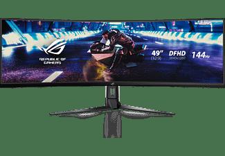 ASUS Monitor ROG Strix XG49VQ schwarz, 49 Zoll (90LM04H0-B01170)
