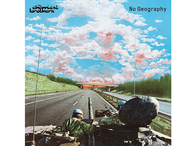 The Chemical Brothers - No Geography Vinyl