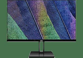 AOC Monitor 24V2Q, schwarz