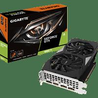 GIGABYTE GeForce® GTX 1660 Ti OC 6GB (GV-N166TOC-6GD) (NVIDIA, Grafikkarte)