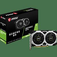 MSI GeForce® GTX 1660 Ti Ventus XS OC 6GB (V375-032R) (NVIDIA, Grafikkarte)