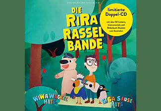 Rirarasselbande - Wi Wa Wackelhits / Si Sa Sausehits (Lieder zum Singen)  - (CD)