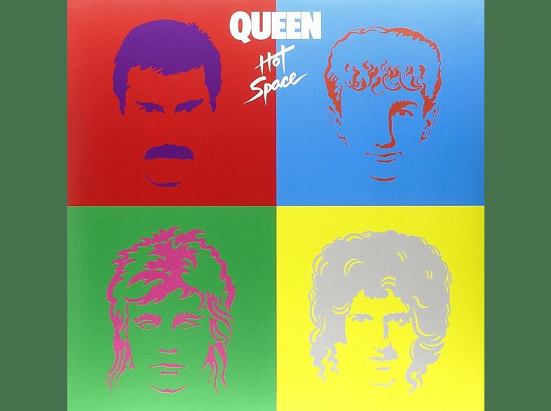 Queen - Hot Space (LTD) Vinyl