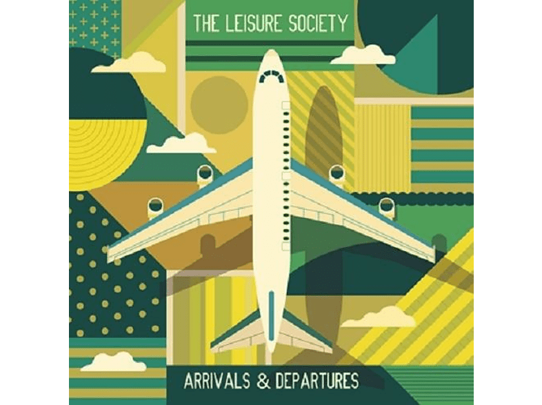 The Leisure Society - Arrivals & Departures [CD]