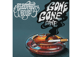 Electric Boys - Gone Gone Gone (Transparent Vinyl) - (Vinyl)