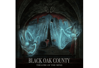 Black Oak County - Theatre Of The Mind - (CD)