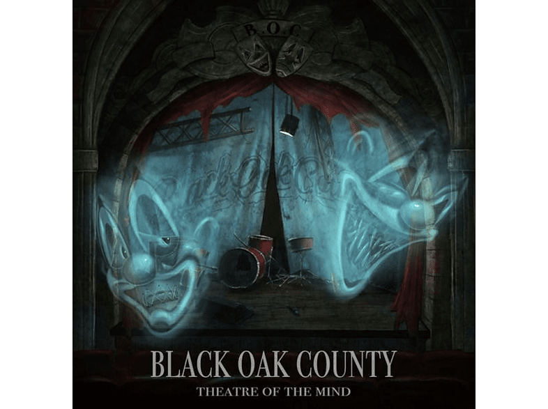 Black Oak County - Theatre Of The Mind [CD]