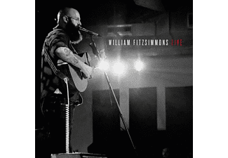 William Fitzsimmons - Live (Ltd.CD Digipak)  - (CD)