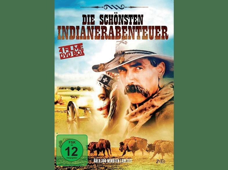Die schönsten Indianerabenteuer [DVD]