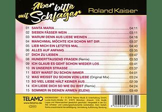 Roland Kaiser - Ross Antony präs.:Aber Bitte mit Schlager  - (CD)