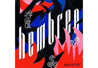 Hembree - House on Fire  - (CD)