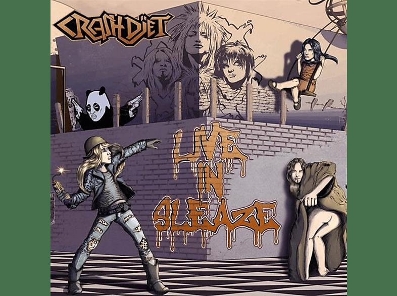 Crashdiet - Live In Sleaze [CD]