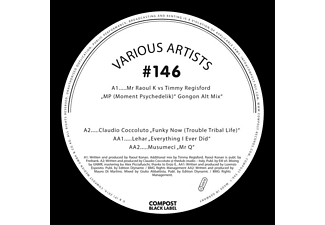 Various - COMPOST BLACK LABEL # 146 (LEHAR,MUSUMECI) - (Vinyl)