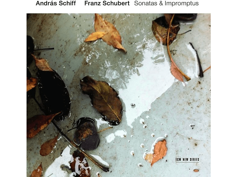 András Schiff - Franz Schubert: Sonatas & Impromtus [CD]