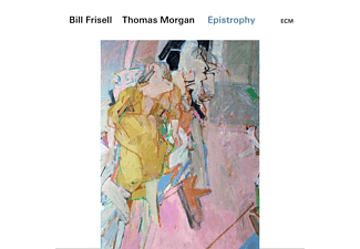 Bill Frisell, Thomas Morgan - EPISTROPHY - (Vinyl)
