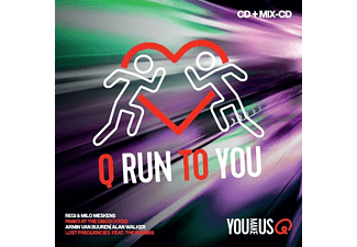 Q Run To You CD