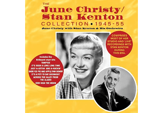June Christy, Stan Kenton & His Orchestra - Collection 1945-1955  - (CD)