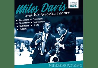 Miles Davis - Milestones Of Jazz Legend  - (CD)