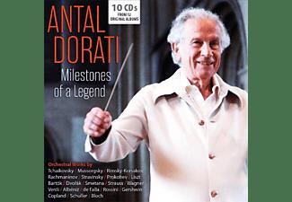 VARIOUS - Antal Dorati-Milestones Of ALegend  - (CD)