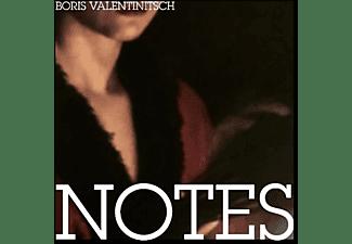 Boris Valentinitsch - Notes  - (CD)