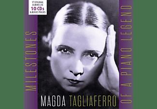 VARIOUS - Magda Tagliaferro-Milestones Of A Piano Legend  - (CD)