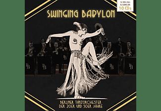 VARIOUS - Swinging Babylon  - (CD)