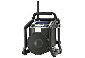 PERFECT PRO PowerPlayer - Radio da cantiere (DAB+, FM, Antracite)