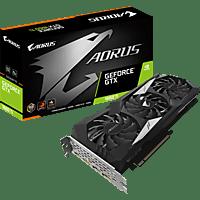 GIGABYTE GeForce® GTX 1660 Ti Aorus 6GB (NVIDIA, Grafikkarte)