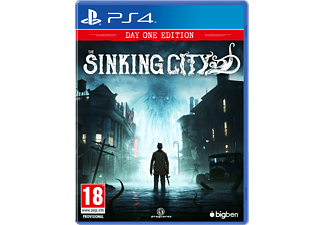 PS4 - The Sinking City: Day One Edition /D/F