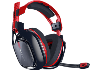 ASTRO GAMING A40 TR-X EDITION - Gaming Headset (Rot/Blau)