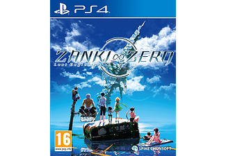 PS4 - Zanki Zero: Last Beginning /I