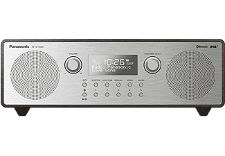PANASONIC DAB+ AM/FM Bluetooth Radio (RF-D100BTEGT)