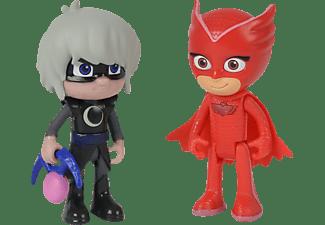 SIMBA TOYS PJ Masks Figuren Set Eulette + Luna Actionfiguren Mehrfarbig