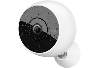 LOGITECH Circle 2 - Telecamera IP (Full-HD, 1.920 x 1.080 pixel)